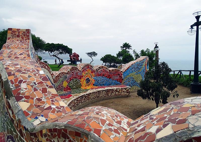Amor Park in Peru