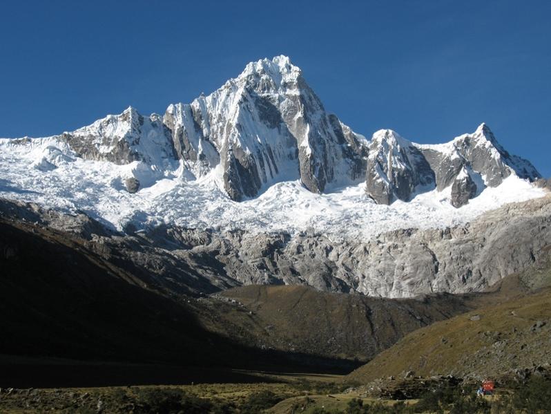 Huascaran Park, Peru