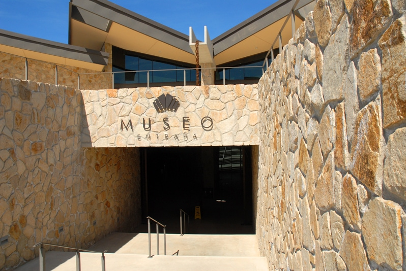 Museo De La Vid Y El Vino in Valle de Guadalupe, mexico