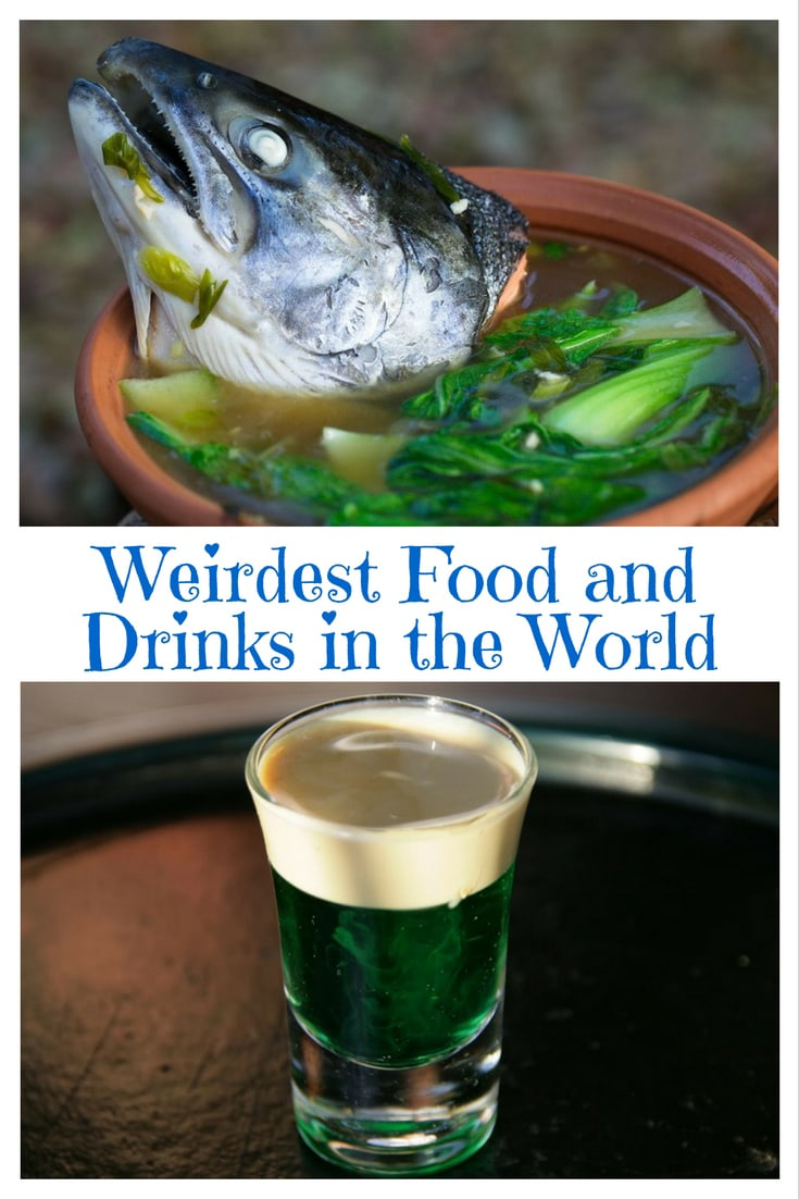 Weird Food and Drink Facts