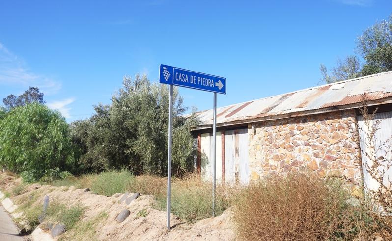 Casa Piedra winery in valle de guadalupe