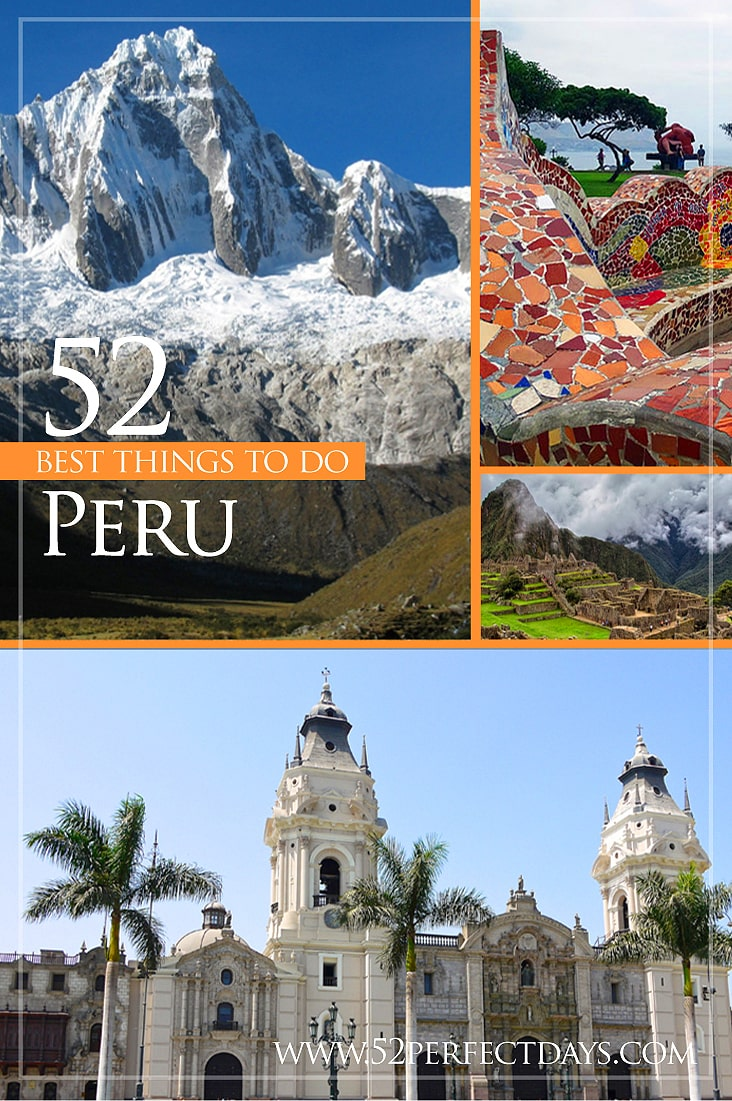 Best Things to Do and See in Peru