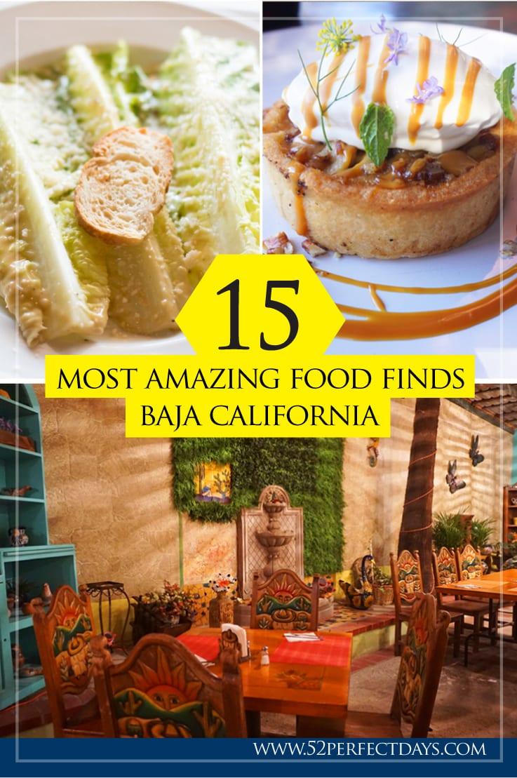 Baja Food
