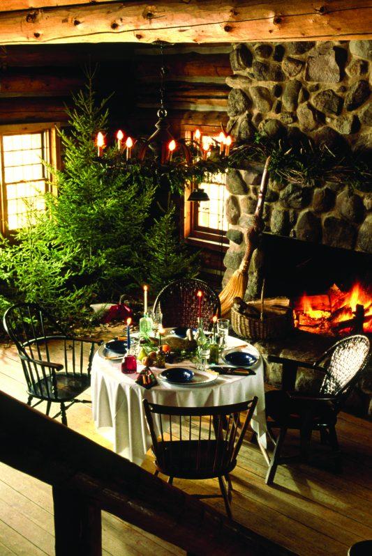 Dining at the Lodge at River Wildlife
