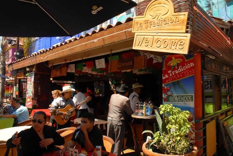 La Tradicion casa de molcajete in Tijuana, Mexico