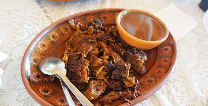 Baja Food: Lamb Borrego at La Cocina de Doña Esthela