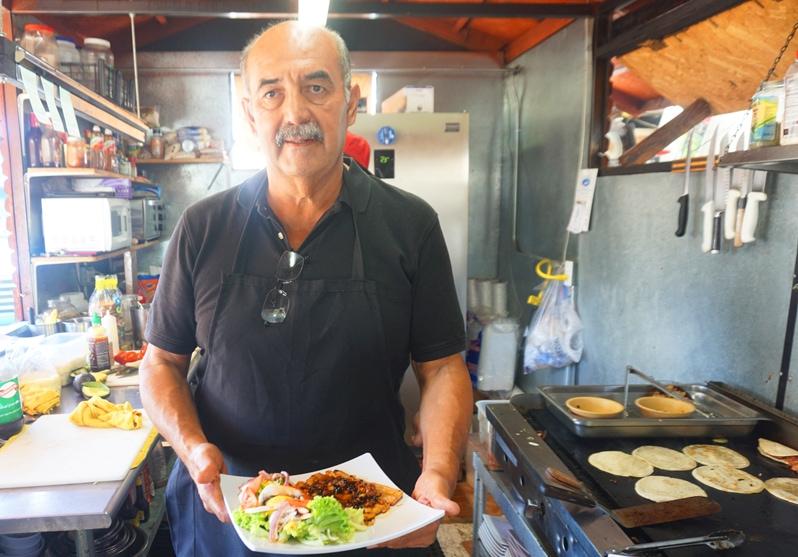 Otto's grill Telefonica gastro park in tijuana, mexico