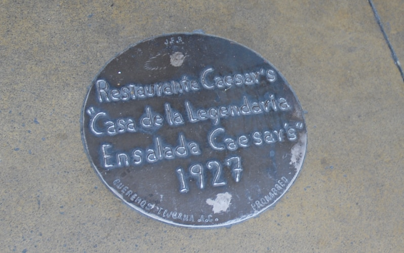 Restaurante Caesar's in Tijuana, Mexico