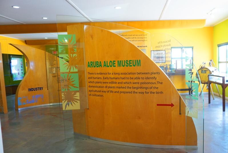 Aruba Aloe Museum