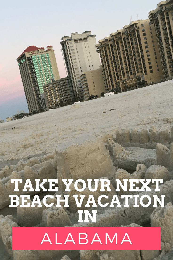 Plan a Perfect Alabama Beach Vacation: Where to Stay in Gulf Shores and Orange Beach. #alabama #beach #vacation #northamerica #USA
