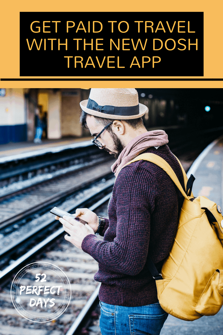 I'm always looking for new ways to save money in my daily life and while traveling. Dosh travel app is a new app that allows you to do both.