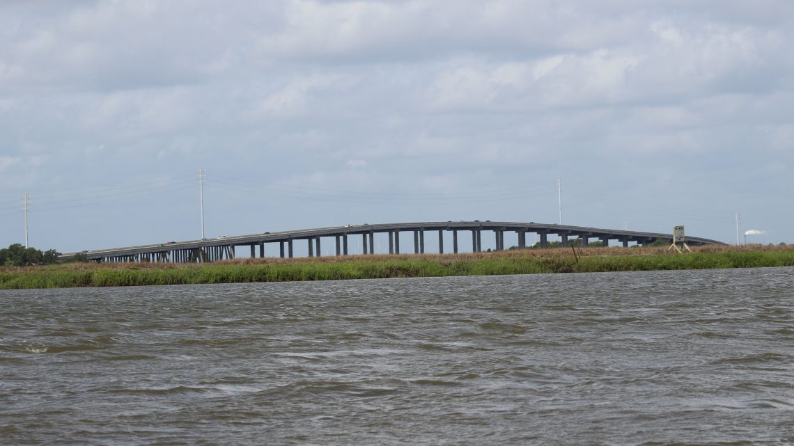 The natural side of St. Simons Island, Georgia: as you cross the bridge from the mainland to St. Simons, your stress begins to melt away.