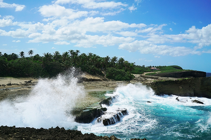 Puerto Rico's most beautiful beach