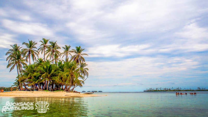 San Blas, Caribbean Island