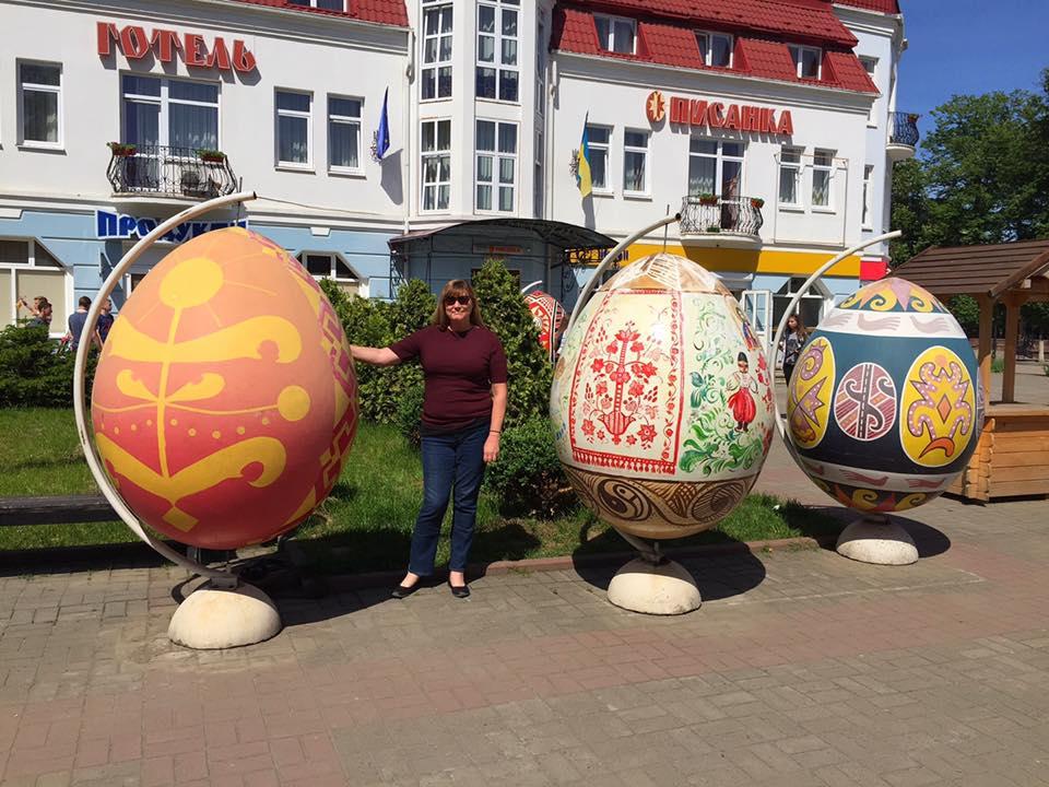 Pysanka Easter Egg Museum Ukraine