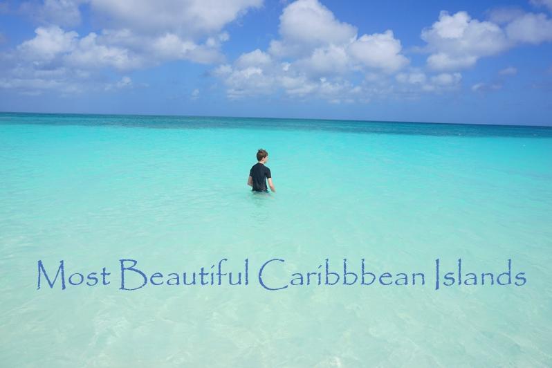 most beautiful caribbean islands