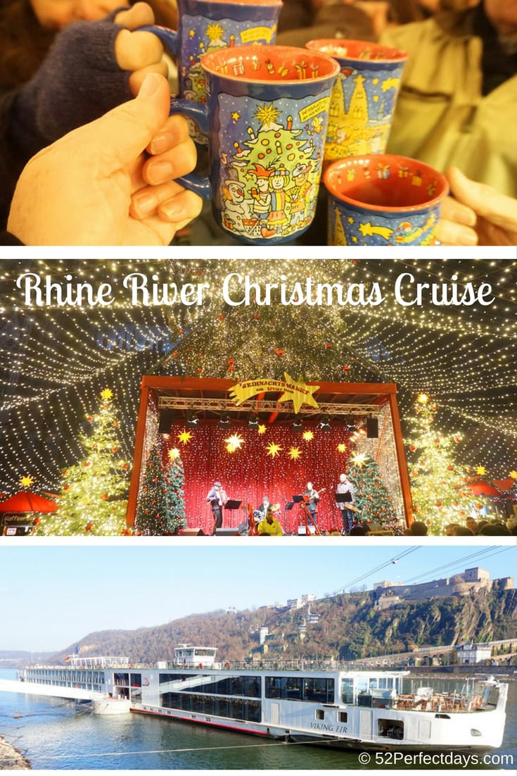 Curious about the Christmas market cruise with Viking River Cruises? Read all about going on a Rhine River Cruise in December. #rivercruise #cruise #traveltips #rhineriver