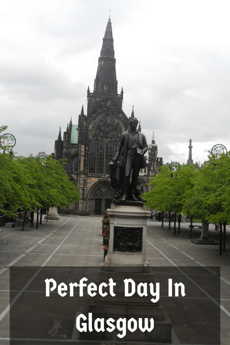 How to spend the perfect day in Glasgow, Scotland. Find the best shopping, restaurants, historical sites, and things to do. #glasgow #scotland #europe #travel