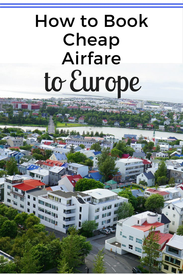 Whatever your dream European vacation destination, WOW airis the budget airline to get you there from the United States. Find cheap flights to Europe. #travel #europe #traveltips #wowair #cheapairfare