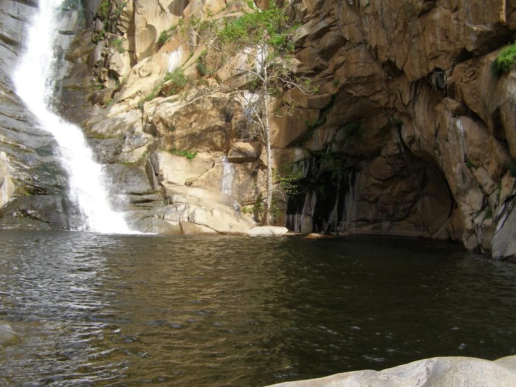 cedar creel falls in San Diego