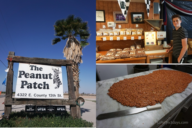 the peanut patch in yuma, arizona