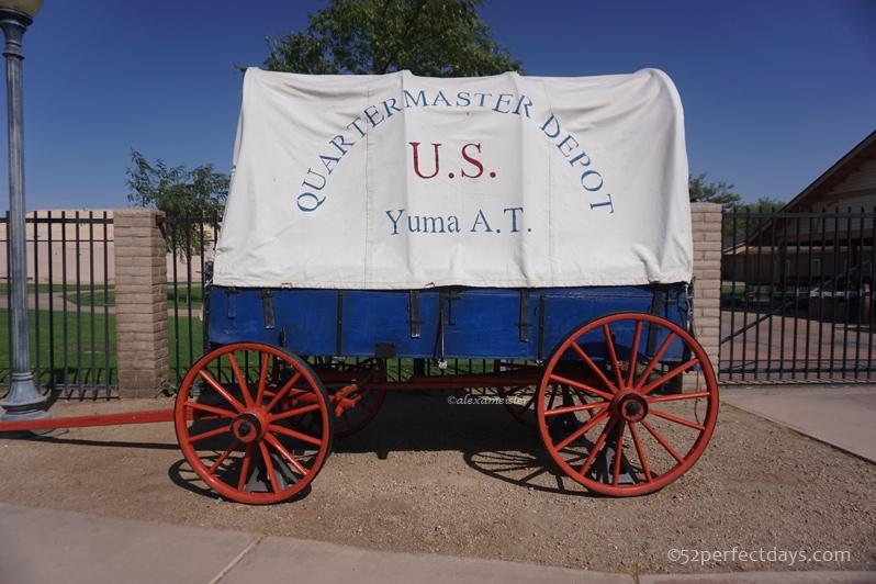 Quartermaster Depot State Historic Park