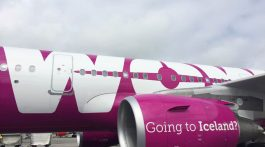 WOW air cheap flights to Europe