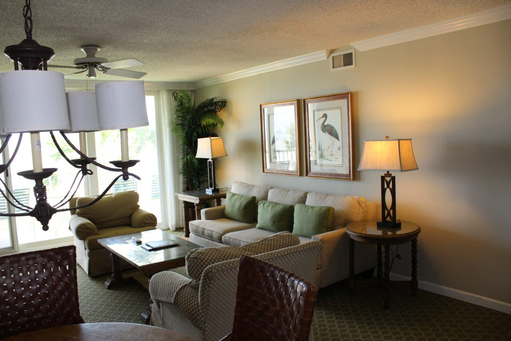 St. Simons Island, Georgia: The King and Prince Beach and Golf Resort villa accomodations
