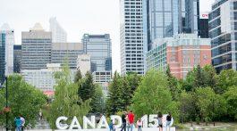 Calgary Canada Princess Island