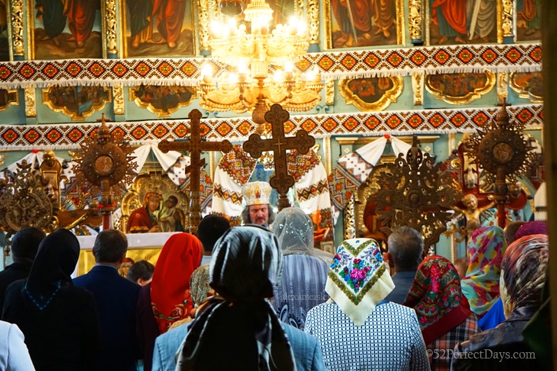 Ukrainian orthodox church