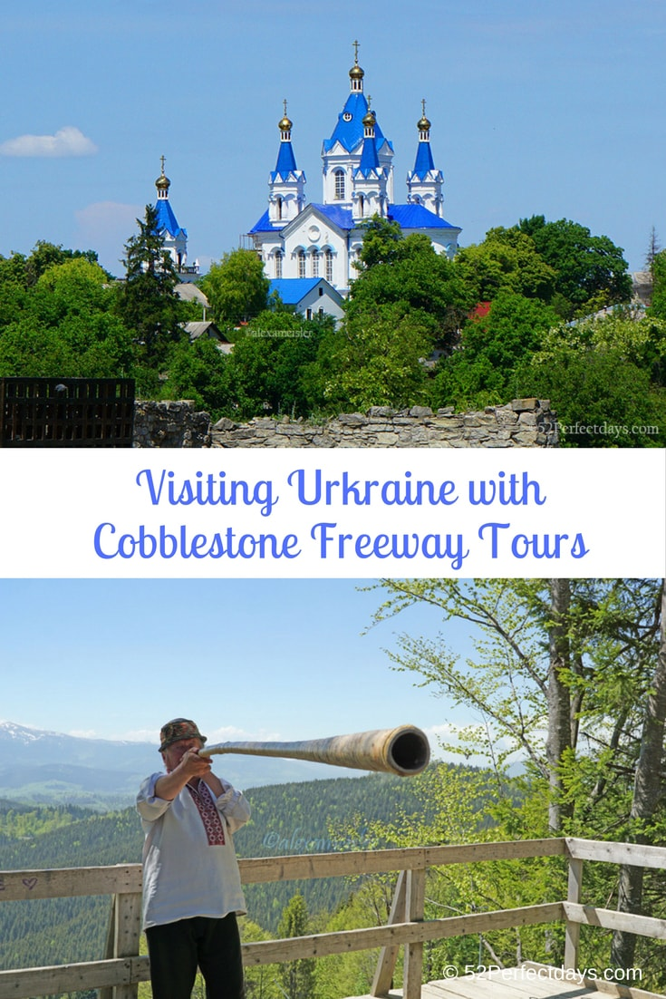 Explore the best villages, towns, foods, culture and tours in Ukraine. Why Visiting Ukraine on a Cobblestone Freeway Tour is your best bet. #ukraine #cobblestone #europe #travel