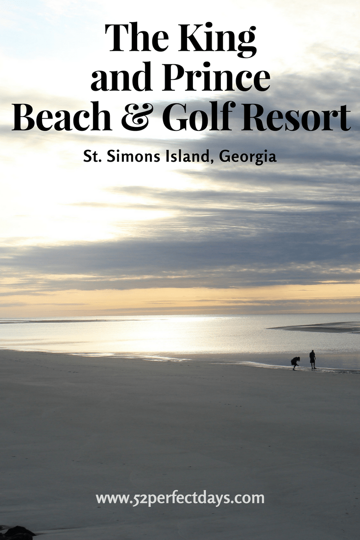 Exploring the two icons of  St. Simons Island, the award-winning King and Prince Beach & Golf Resort and the St. Simons Lighthouse #stsimons #island #georgia #beach #USA #travel