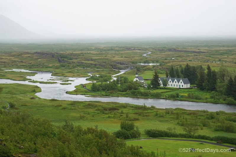 Þingvellir (Thingvellir) National Park , Iceland