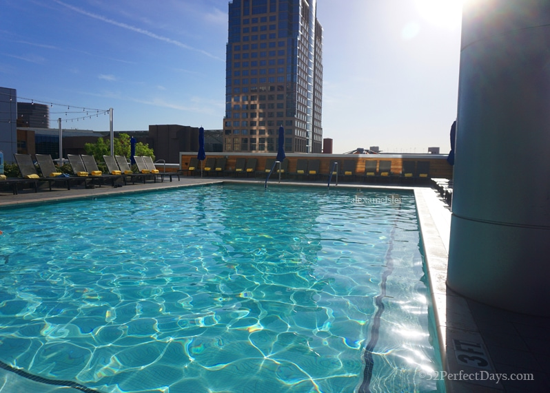 Kimpton Hotel Palomar Phoenix Swimming Pool