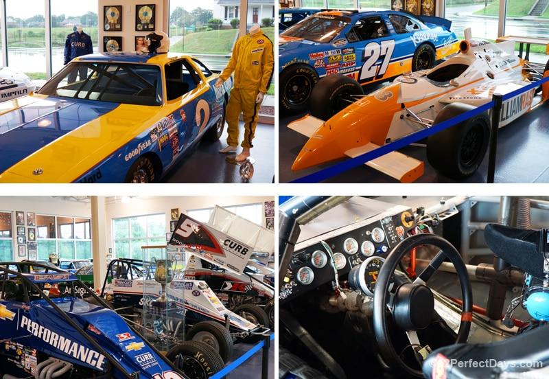 Curb motorsports in kannapolis, North Carolina