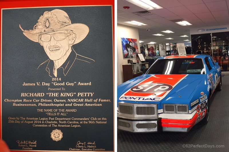 Richard Petty Museum,