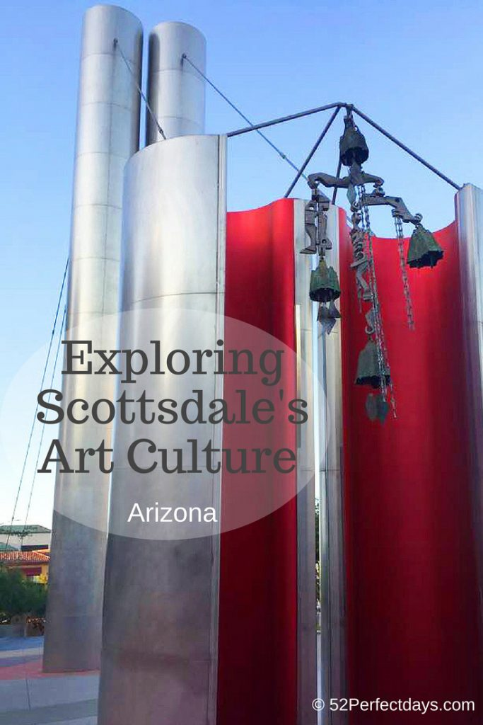 A perfect day in Scottsdale, Arizona exploring the art, wine, museums, galleries, and a Bloody Mary work of art.