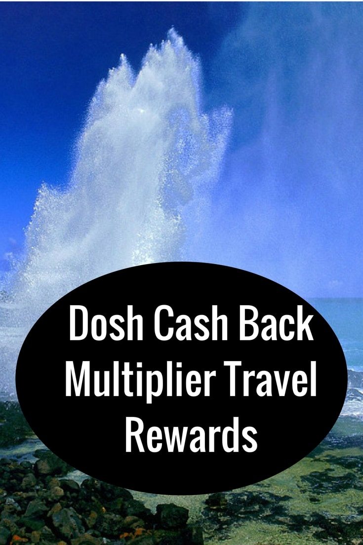 Great app to save money in everyday life and while traveling. Dosh travel app now offers up to 10X cash back with the Dosh Cash Back Multiplier. #travelapp #doshapp #cashback #travelrewards