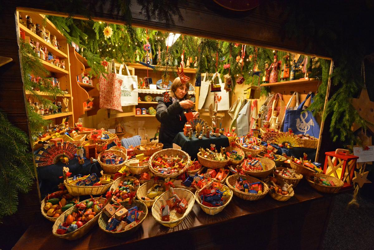 Berchtesgaden advent market