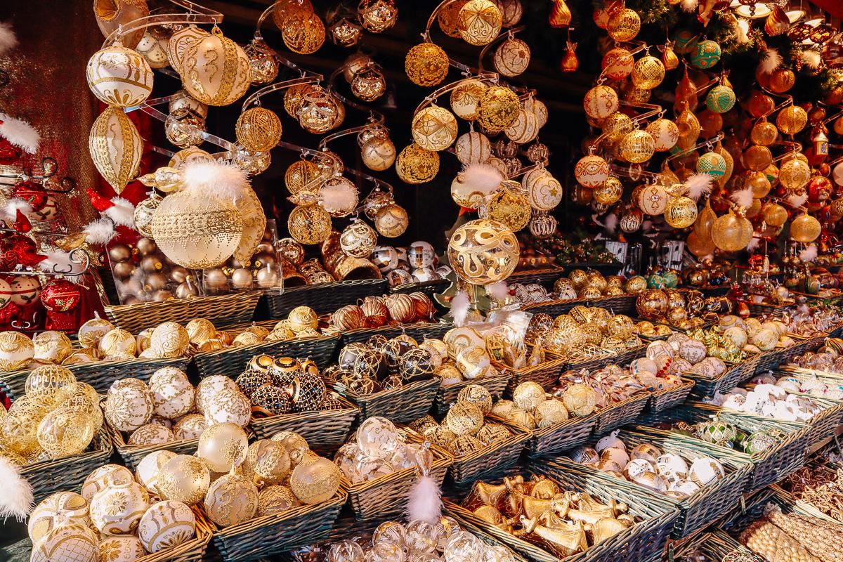 Rathausplatz Christmas Market, Vienna