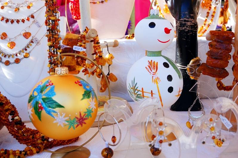 Rome, Italy Christmas Market