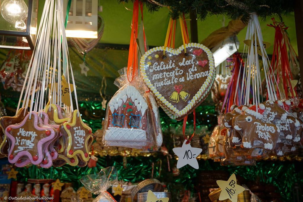 Verona, Italy Christmas Market