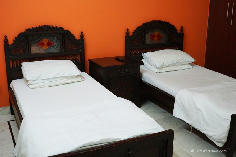 Prakash Kutir B&B Bedroom