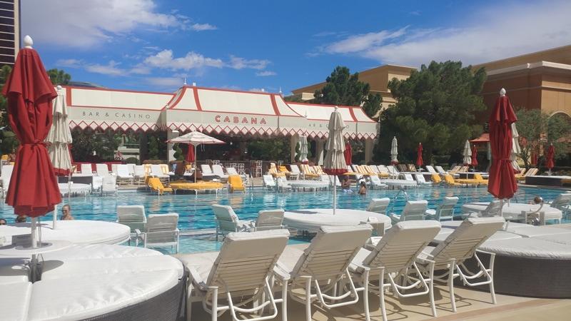 Las Vegas Wynn pool