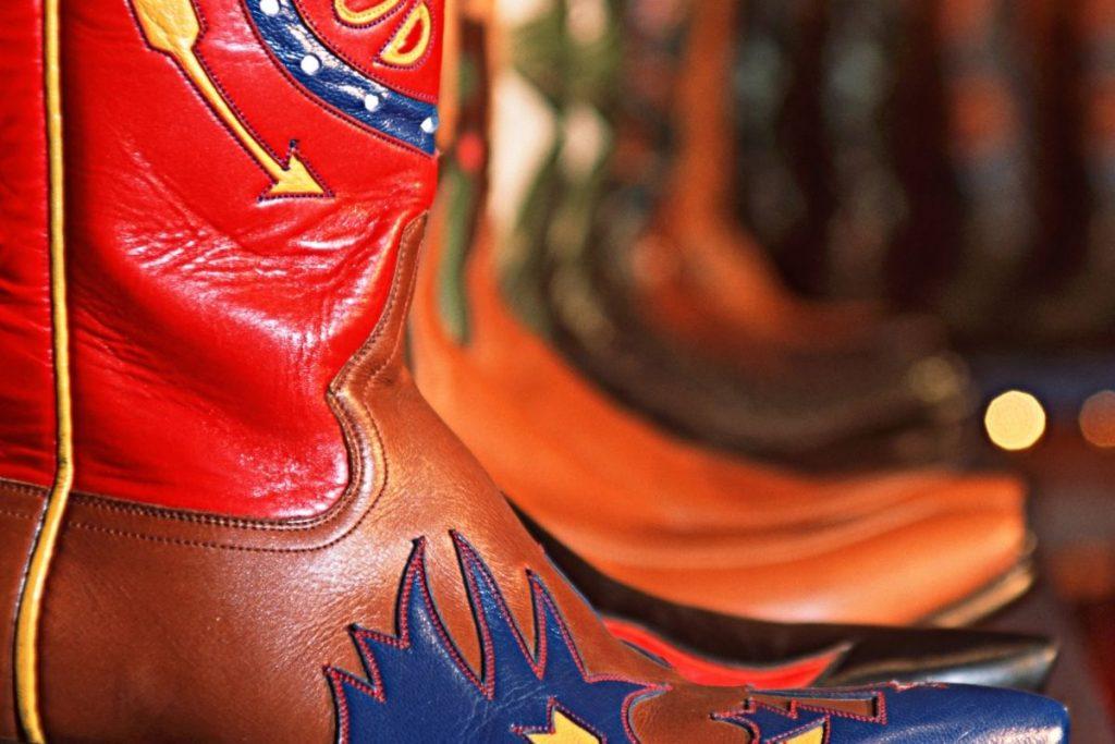 Boot factory in El Paso