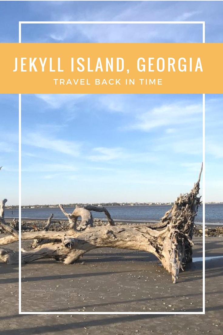 Imagine stepping back in time to the Victorian Era; to a place of unspoiled beaches and gorgeous sunsets? All you need is a visit to Jekyll Island, Georgia. #jekyllisland #georgia #USA #travel