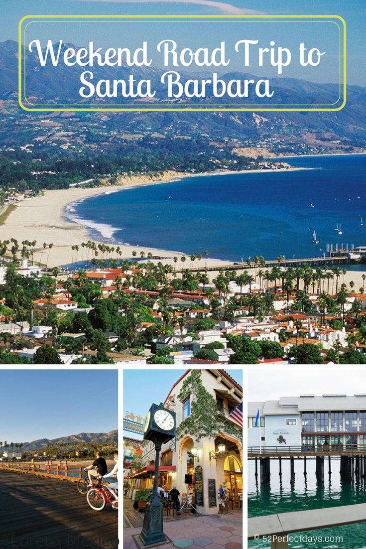 Just four hours from San Diego, Santa Barbara is a perfect weekend getaway. Here is our California Weekend Road Trip With the 2018 Toyota RAV4 #santabarbara #california #roadtrip #USA