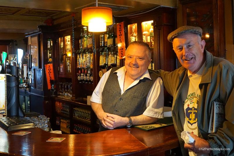 Irish pub criac