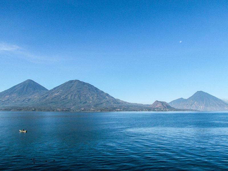 Lake Atitlan,Guatemala