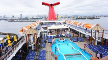 Carnival cruise from long beach